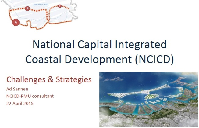 National Capital Integrated Coastal Development (NCICD)