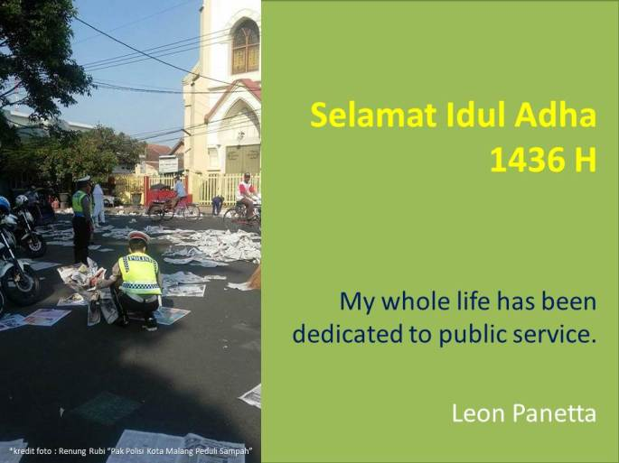 Selamat Idul Adha 1436 H